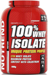 NUTREND 100 % Whey Isolate 1800g Strawberry