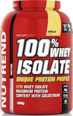 NUTREND 100 % Whey Isolate 1800g Vanilla