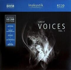 Various Artists Reference Sound Edition - Great Voices Vol.1 (2 LP)