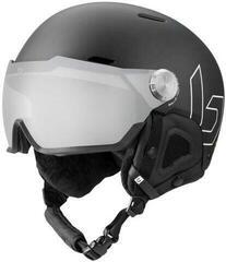 Bollé Might Visor Premium MIPS Black Matte Photochromic Silver 55-59 cm 20/21