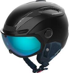 Bollé V-Line Carbon Black Matte Phantom Blue 59-62 cm 20/21 (B-Stock) #929854 (Unboxed) #929854