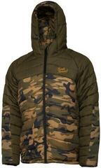 Prologic Bank Bound Insulated Jacket Ivy Green/Camo