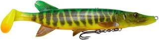 Savage Gear 4D Pike Shad 20cm 65g Firetiger