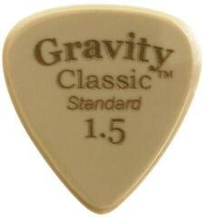 Gravity Picks GGCLS15 Classic Gold Standard 1.5mm Polished Tan