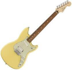 Fender Duo-Sonic HS Pau Ferro Canary Diamond