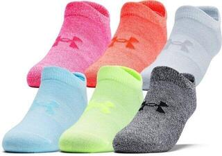 Under Armour Essential Womens Low Socks Exuberant