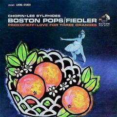 Arthur Fiedler Chopin: Les Sylphides/Prokofieff: Love For Three Oranges (200 Gram) (LP) Audiophile Quality