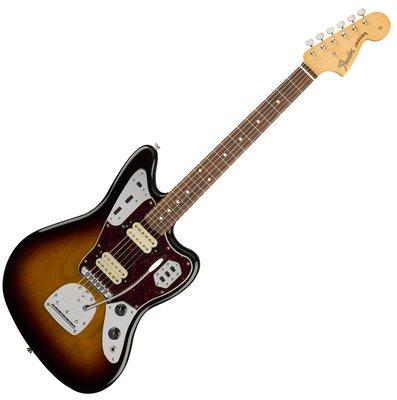 Fender Classic Player Jaguar Special HH Pau Ferro 3-Tone Sunburst