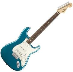 Fender Standard Stratocaster HSS Pau Ferro Lake Placid Blue