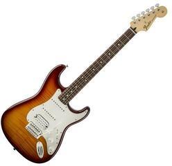 Fender Standard Stratocaster HSS Plus Top PF Tobacco Sunburst