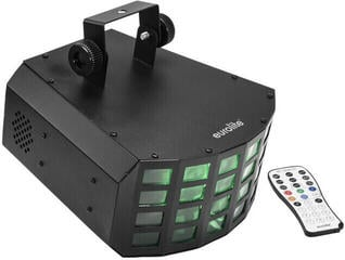 Eurolite LED Derby 5x10W RGBWA