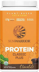 Sun Warrior Classic Plus Organic Protein Chocolate 750 Grams