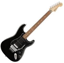 Fender Standard Stratocaster HSS Floyd Pau Ferro Black