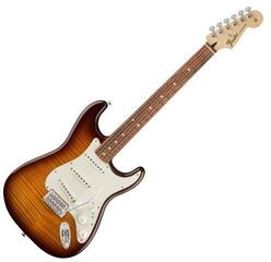 Fender Standard Stratocaster Plus Top Pau Ferro Tobacco Sunburst