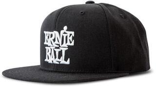 Ernie Ball 4154 Black with White Ernie Ball Logo Hat
