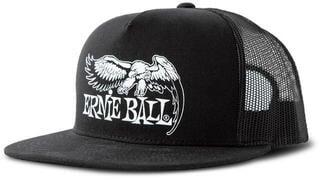 Ernie Ball White Ernie Ball Eagle Hat