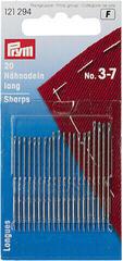 PRYM Hand Sewing Needles Sharps 3-7