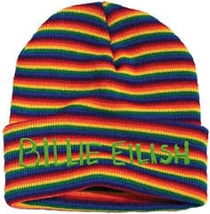 Billie Eilish Stripes Beanie Hat