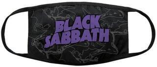 Black Sabbath Distressed Face Mask