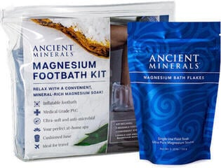 Ancient Minerals Magnesium Foot Bath Kit
