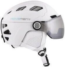 Movement Pilot Women Helmet White/Grey Photochromic M/56-58 20/21