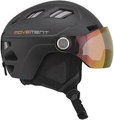 Movement Pilot Helmet Black/Rainbow Photochromic L/58-60 20/21