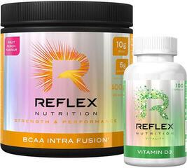 Reflex Nutrition BCAA Intra Fusion Vitamin D3 100 caps.