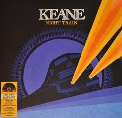 Keane Keane LP Night Train (Transparent Orange) (LTD) (RSD) (Vinyl LP)