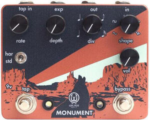 Walrus Audio MONUMENT Harmonic Tremolo