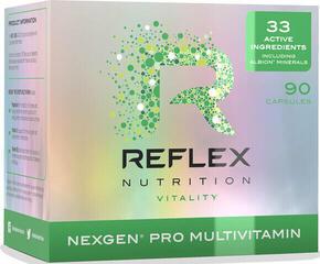 Reflex Nutrition Nexgen PRO 90 caps. + Omega 3 90 caps.