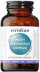 Viridian Multi Phyto Nutrient Complex 60