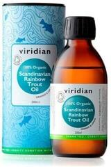 Viridian Scandinavian Rainbow Trout Oil Organic 200 ml