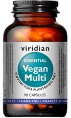 Viridian Vegan Multi 90
