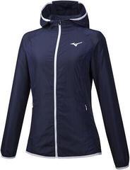 Mizuno Printed Hoodie Jacket Dazzling Blue XL