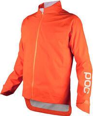 POC Avip Rain Jacket Zink Orange