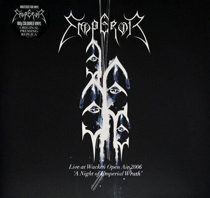 Emperor Live At Wacken Open Air 2006 (2 LP)