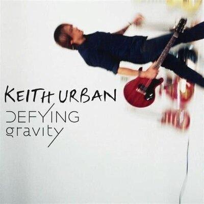 Keith Urban Defying Gravity (Vinyl LP)