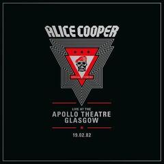 Alice Cooper RSD - Live From The Apollo Theatre Glasgow, Feb 19, 1982 (Vinyl LP)