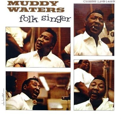 Muddy Waters Folk Singer (2 LP)