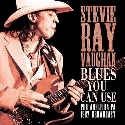 Stevie Ray Vaughan Blues You Can Use (CD)