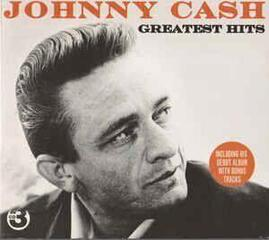 Johnny Cash Greatest Hits (3 CD) Music CD