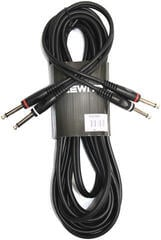LEWITZ TUC004 9 m Audio kabel