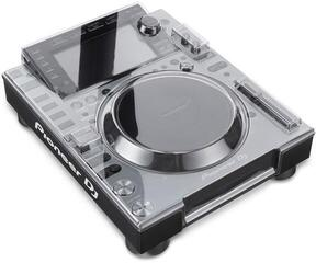 Decksaver Pioneer CDJ-2000NXS2 cover and faceplate
