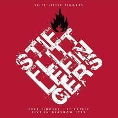 Stiff Little Fingers Pure Fingers (St.Patrix: Live In Glasgow 1993) (2 LP)