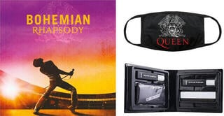 Queen Bohemian Rhapsody SET
