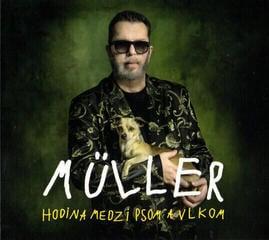 Richard Müller Hodina Medzi Psom a Vlkom (CD)
