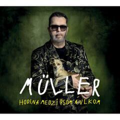 Richard Müller Hodina Medzi Psom a Vlkom (2 LP)