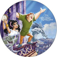 Disney Songs From The Hunchback Of The Nothre Dame OST (LP)