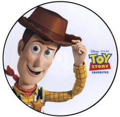 Disney Toy Story Favorites OST (LP) Limited Edition
