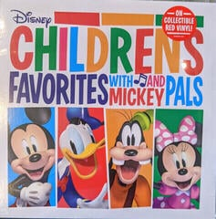 Disney Children's Favorites With Mickey & Pals OST (LP)